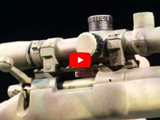 How to Mount a Rifle Scope – Long-Range Rifle Shooting Technique