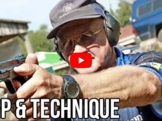 How to shoot a Pistol from world champion shooter, Jerry Miculek