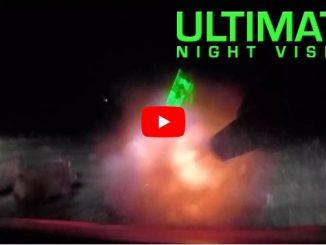 Insane Feral Hog Eradication Footage – 70 Hogs Down in One Night