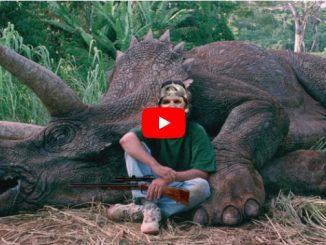 Trump's Sons Kill a Triceratops on Hunting Safari