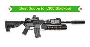 Best Scope for 300 Blackout