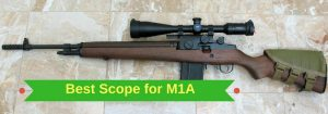 Best Scope for M1A
