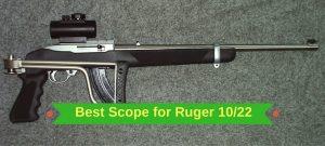Best Scope for Ruger 10/22