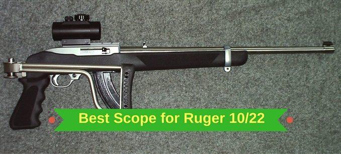 Best Scope for Ruger 10-22