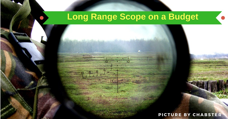 Long Range Scope on a Budget