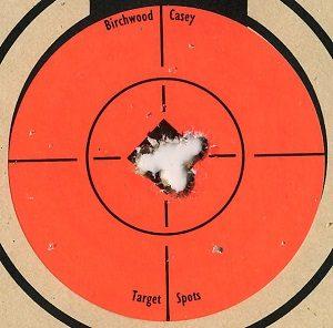 223_Savage_10FP_5_shot_centered on paper target