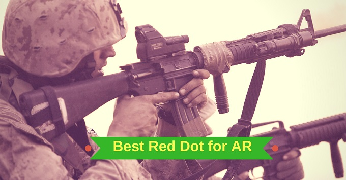 Best Red Dot for AR