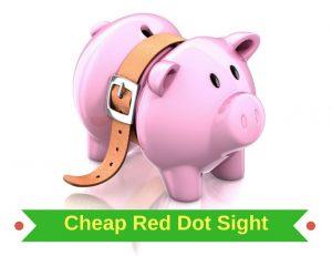 Cheap Red Dot Sight
