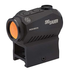 Sig Sauer Romeo 5 1x20mm Compact 2 MOA Red Dot Sight