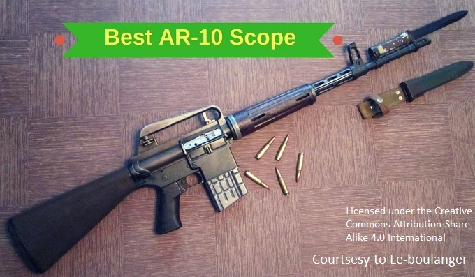 Best AR-10 Scope