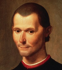Niccolò Machiavelli portrait