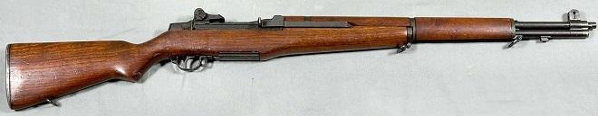 Semiautomatic M1 Garand