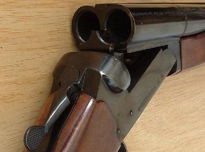 break action shotgun