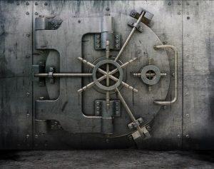 Secured vault
