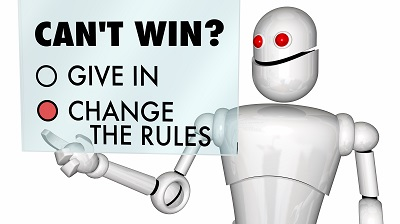 Change the Rules to Win