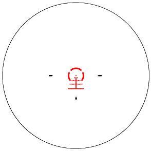 Strike-Eagle 1-8x24 AR-BDC2